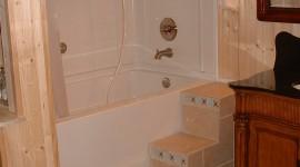 A Bath on first level