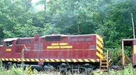 Great Smoky Mountains Railroad in Bryson City